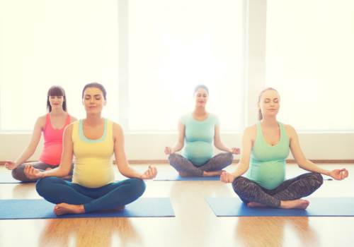 yoga gestantes